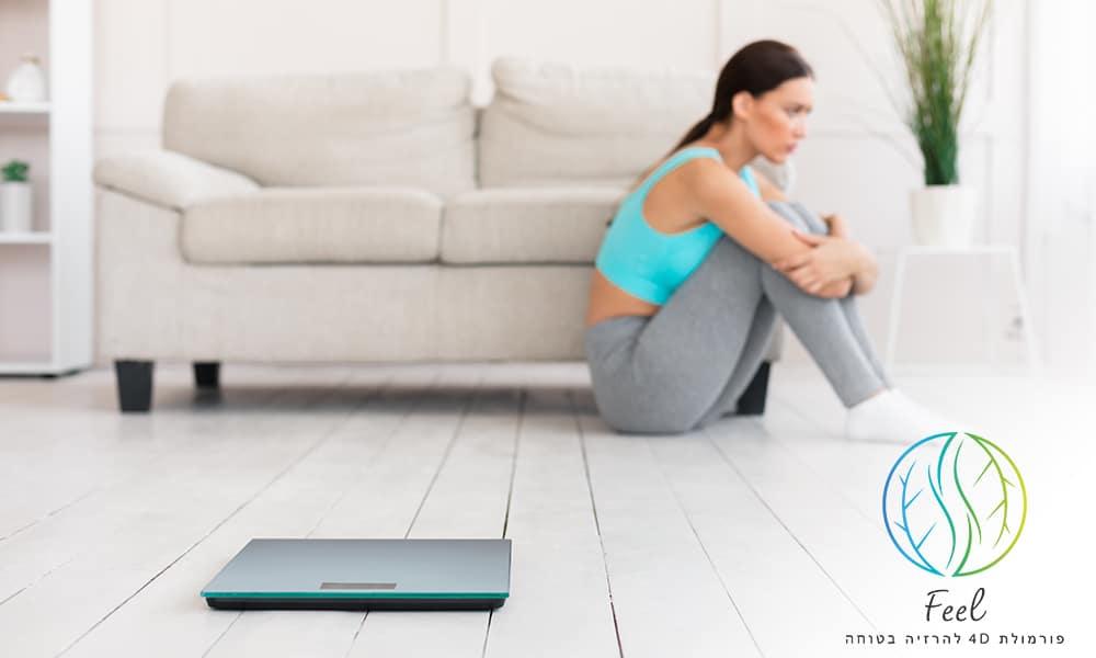 באנר למאמר לא מצליחה לרדת במשקל